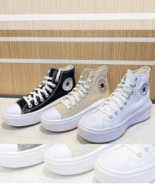 Converse All Star Move Hi 增高輕量厚底