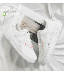 NIKE AIR FORCE 1 彩虹 雙勾